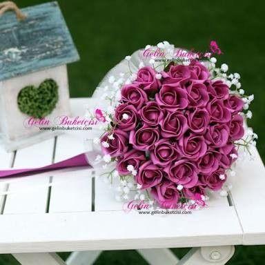 Ilkay In Orgu Modelleri Adli Kullanicinin Bridal Bouquets Panosundaki Pin Buket Gelin Buketi Gelin
