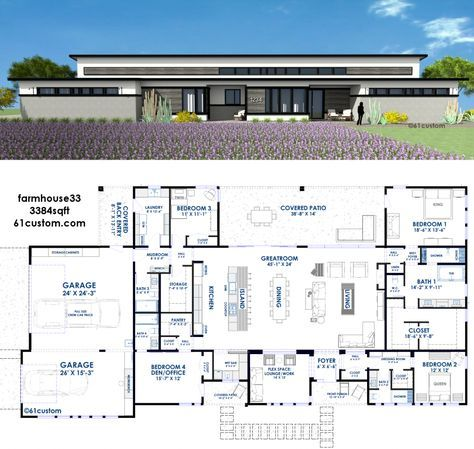 Modern Farmhouse Plan Farmhouse33 61custom Modern Farmhouse Plans Bungalow House Design Farmhouse Plans