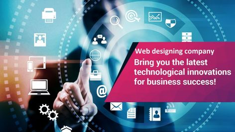 company How Web Designing Plays a...