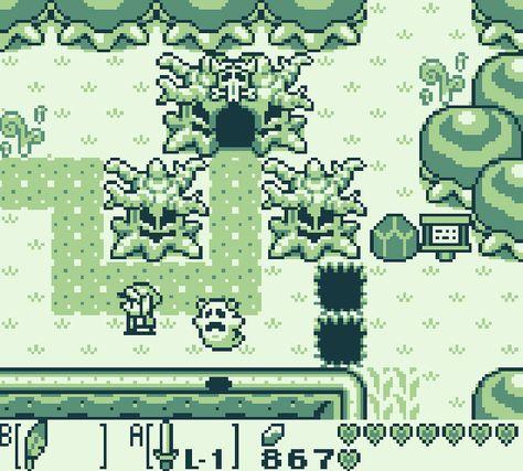 The Legend Of Zelda Link S Awakening 1993 Legend Of