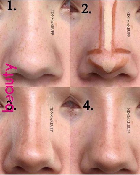 Nose contouring The post Nose contouring appeared fi.- Nose contouring The post Nose contouring appear. - Nose contouring The post Nose contouring appeared fi…- Nose contouring The post Nose contouring appeared first on makeup. Edgy Makeup, Cute Makeup, Makeup Inspo, Makeup Inspiration, Makeup Looks, Retro Makeup, Grunge Makeup, Eye Makeup Art, Doll Eye Makeup