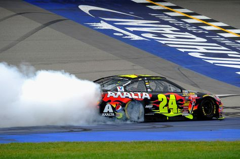 Jeff Gordon wins at Michigan for his third win of 2014