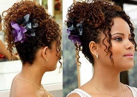 Penteados Para Casamento Convidada Cabelos Cacheados