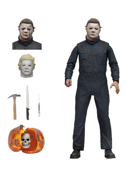 Halloween II – 7″ Scale Action Figure – Ultimate Michael Myers