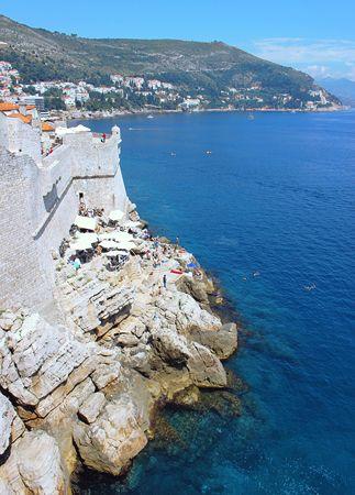 Croatie 7 Choses A Voir A Dubrovnik Sundaystorms Voyage Blog Voyage Dubrovnik Dubrovnik Croatie Croatie
