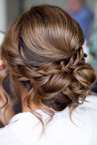 48 Perfect Bridesmaid Hairstyles Ideas Wedding Forward Bridesmaid Updo Bridesmaid Hair Long Hair Styles