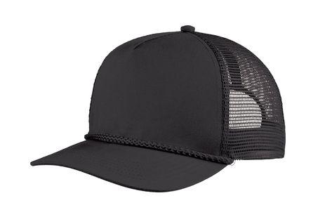 Classic Baseball Cap,Shovel-Game-Knight Adjustable Two Tone Cotton Twill Mesh Back Trucker Hats Black