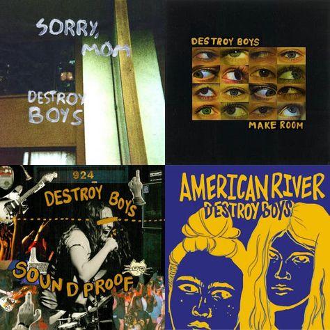 Destroy Boys the band