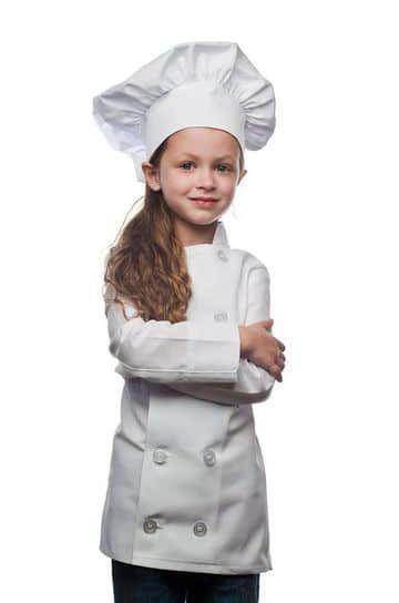 b97d2d50d00 Ideas de gorros de chef para niños y pequeños cocineros | Ropa a ...