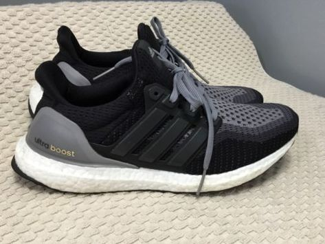 82d150833 Details about Adidas Ultra Boost 2.0 Black Gradient Men 11.5 in 2019 ...