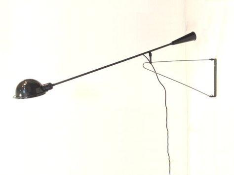 Haarnadel XL Wandlampe Wandleuchte Licht im industriellen Wiederherstellung style edison