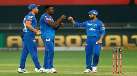 Delhi Capitals Won the Match in Super Over, Stoinis the Hero of Delhi's Victory #DCvKXIP #DC #KXIP #SuperOver #Stoinis #Ravada