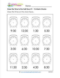 Grade Level Worksheets A Wellspring Of Worksheets Telling Time Lesson Math Lesson Plans 2nd Grade Math Worksheets