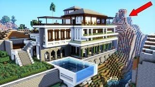 Want This Tutorial Minecraft How To Build A Modern Mansion