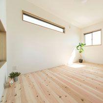 フリースペースはdiyすきのご主人が壁を付けて部屋を造ります 家