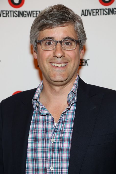 #AWXI Advertising Week: Mo Rocca speaks onstage at Leveraging the Laugh: Sparking Action through Humor