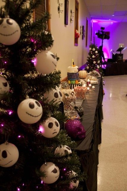 Nightmare Before Christmas Decorating Ideas Beautiful 81 Best