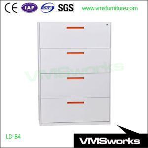 China New Design Customized Handle 2 3 4 Office Metal Lateral Filing Drawers Storage Furniture 2 Office Filing D With Images Filing Cabinet Filing Cabinet Storage Storage
