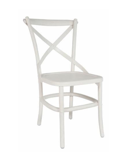 White Cross Back Chairs Stuhlede Com Crossback Chairs Chair Cross Back Dining Chairs