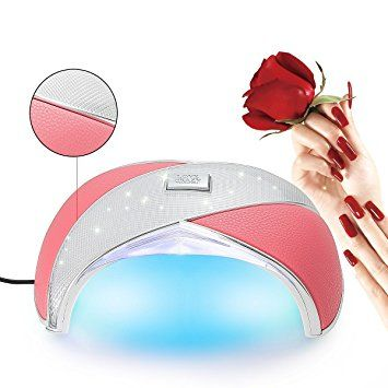 Newest Uv Led Nail Lamp 36w Nail Dryer Uv Gel Light For Gels Nail Polish With Sensor Review Led Nail Lamp Gel Nail Polish Gel Nails