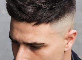 Stylische Herrenfrisuren Trends Fur 2019 Deutsch Style Herrenfrisuren Haarschnitt Manner Kurze Strukturierte Haarschnitte