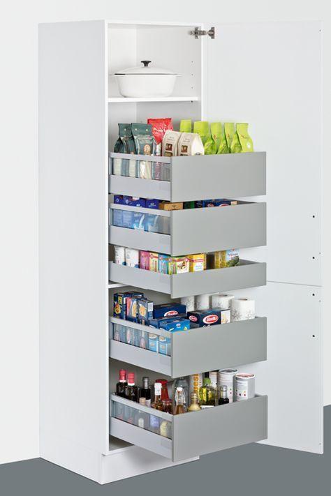 Hauswirtschaftsraum Von Spitzhuttl Home Company Hauswirtschaftsraum Vorratsschrank Kuche Und Vorratsschrank