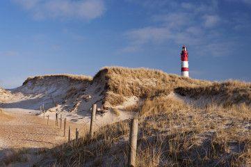 Lighthouse On Amrum Amrum Lizenzfreie Bilder Und Urlaubsideen