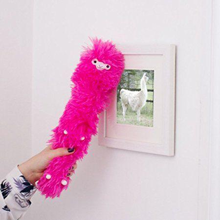 Gift Republic Lama Duster Bureau de nettoyage pour animal domestique