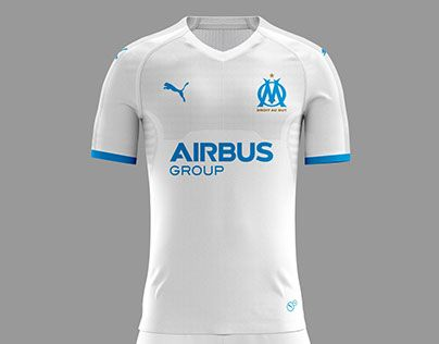 release date: 2f3fb 7eb68 Pin by Mul Bahtiar on Football Jersey Design | Marseille ...