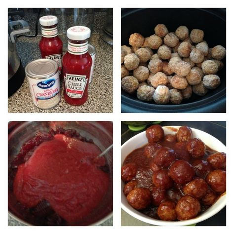 The Ultimate Meatballs ~ I made these for a New Year's Eve party and everyone liked them! I doubled the recipe and made them in the Slow Cooker. Leftovers made great meatball sandwiches!