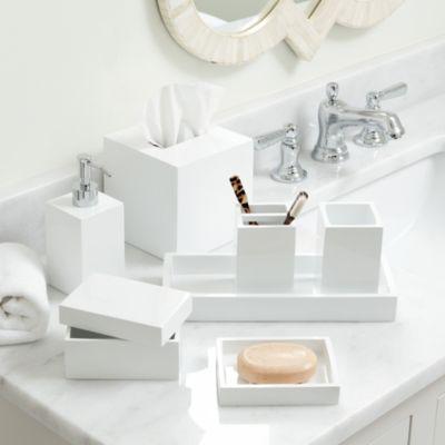 Suzanne Kasler Malaga Bath Accessories Top Bathroom Design