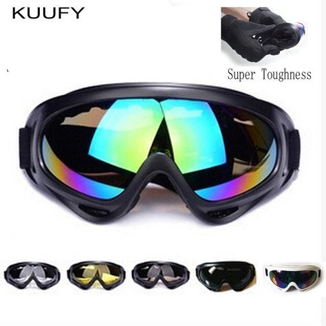 Scratch-resistant Ski Goggle Protection Bag Storage Glasses Bag For Most Model