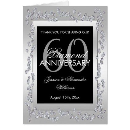 Pinterest 60 wedding anniversary