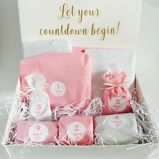 Find Great Deals For Wedding Countdown Gift Box Bride To Be Special Hamper 10 Day Advent Calendar Shop With C Wedding Countdown Countdown Gifts Bride Box Gift
