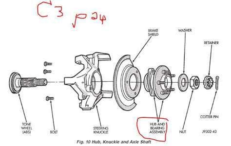 Awesome Jeep Liberty Wheel Bearing Replacement Cost Dengan Gambar