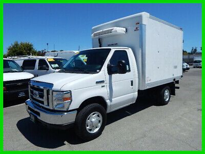 Ebay Advertisement 2014 Ford E Series Van Xl Used 2014 Ford E350