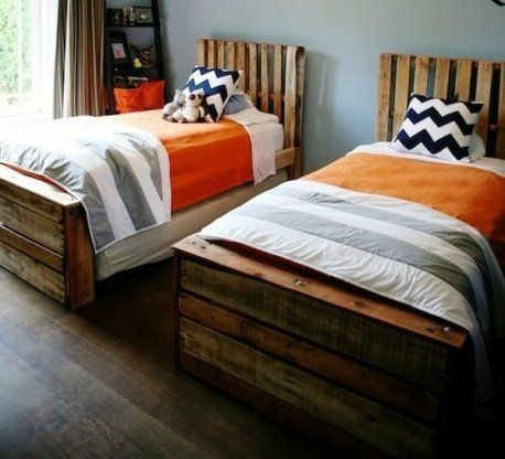 Twin Daybed Frame Diy New 13 Best Diy Pallet Twin Bed Frames