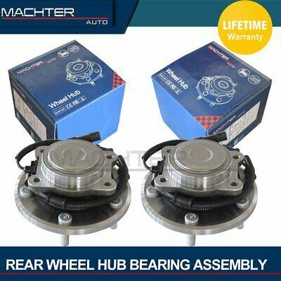 Rear Wheel Bearing and Hub Assembly Pair for 2012-2016 Dodge Grand Caravan