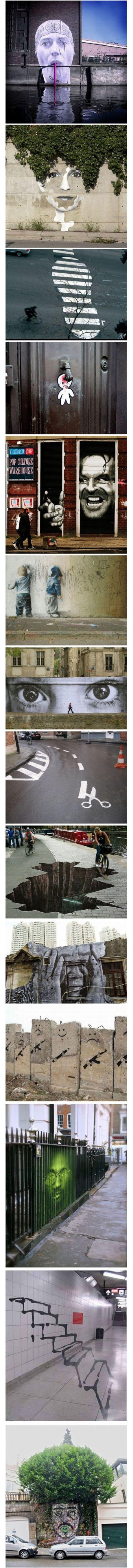 Street art done right!