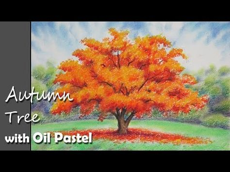 Pin On Color Pencil Tree