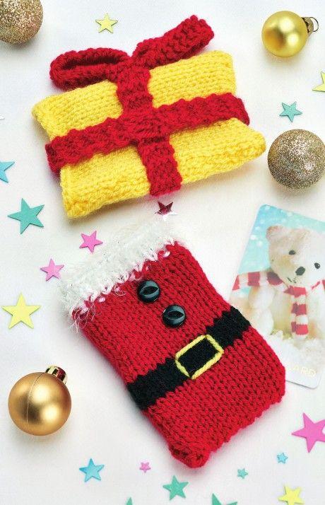 Quick And Easy Make Knitting Gift Christmas Knitting Patterns Free Christmas Gifts Knitting