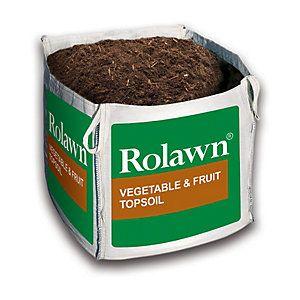 Rolawn Vegetable Fruit Topsoil Top