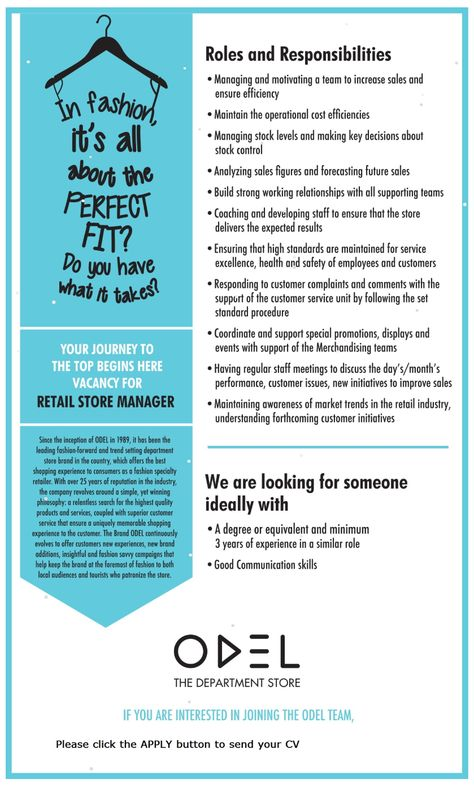 73 Cool Photos Of Sample Resume For Retail Jobs No Experience