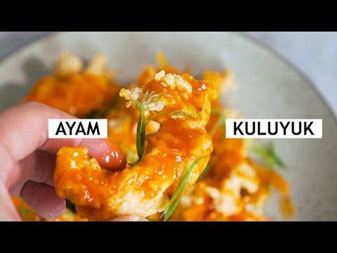 Resep Ayam Kuluyuk Asam Manis Andalan Akhir Tahun Youtube Resep Ayam Ayam Resep