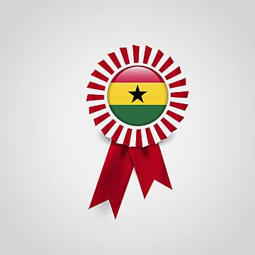 Ghana Flag Ribbon Banner Badge Flag Icons Badge Icons Banner Icons Png And Vector With Transparent Background For Free Download Flag Icon Badge Icon Ribbon Banner