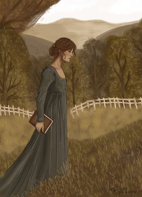 Totally Austen — jpaddey: Here's Elizabeth Bennet Please do not remove credit. Jane Austen Mansfield Park, Jane Eyre, Reading Art, Woman Reading, Pride And Prejudice 2005, Jane Austen Novels, Jane Austen Quotes, Mr Darcy, Illustration