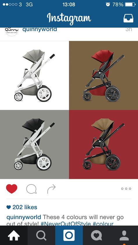 Best Designer Kinderwagen Longboard Quinny Pictures - Globexusa.Us