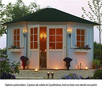 Abri De Jardin De Coin En Bois Vichy 8 05m Abri De Jardin Amazon Abri De Jardin Abri De Jardin Bois Et Chalet De Jardin