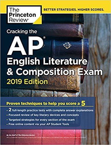 Pdf Download Cracking The Ap English Literature Princeton