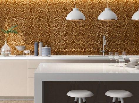 Carrelage Mosaique Cuisine En 50 Idees De Credence Deco Murale Et